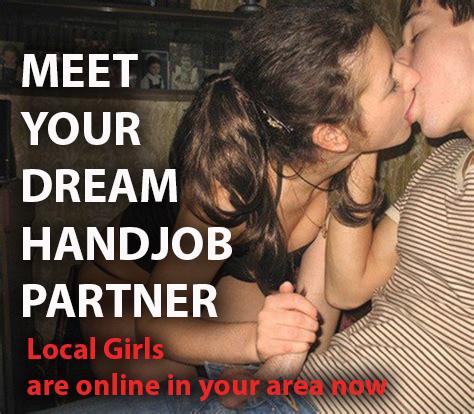 handjob partner