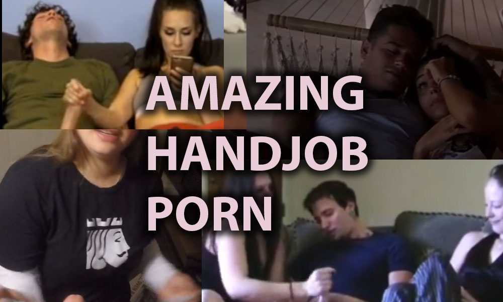 Handjob Porn To Get Your Motoring Revving
