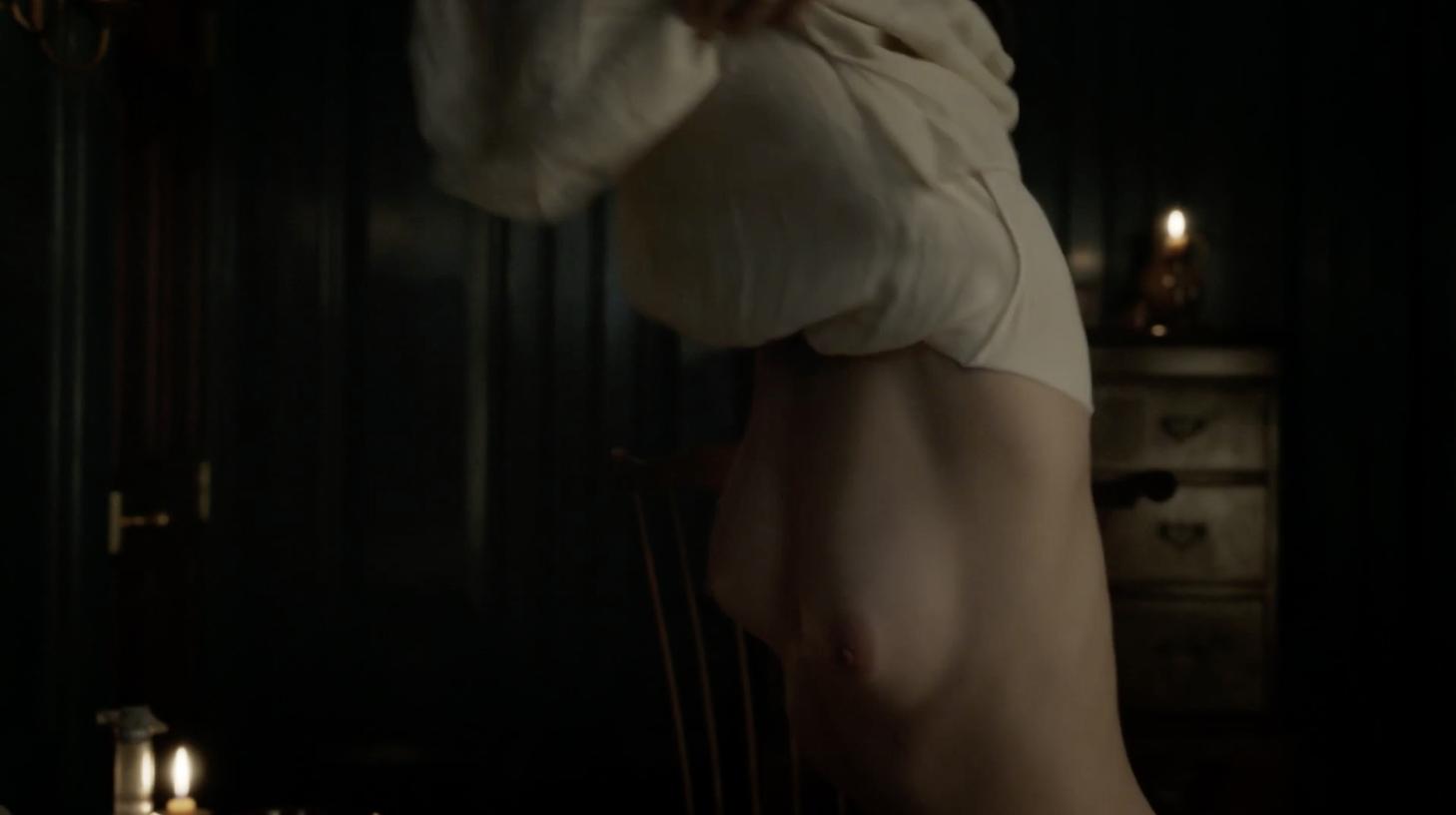 claire outlander tits